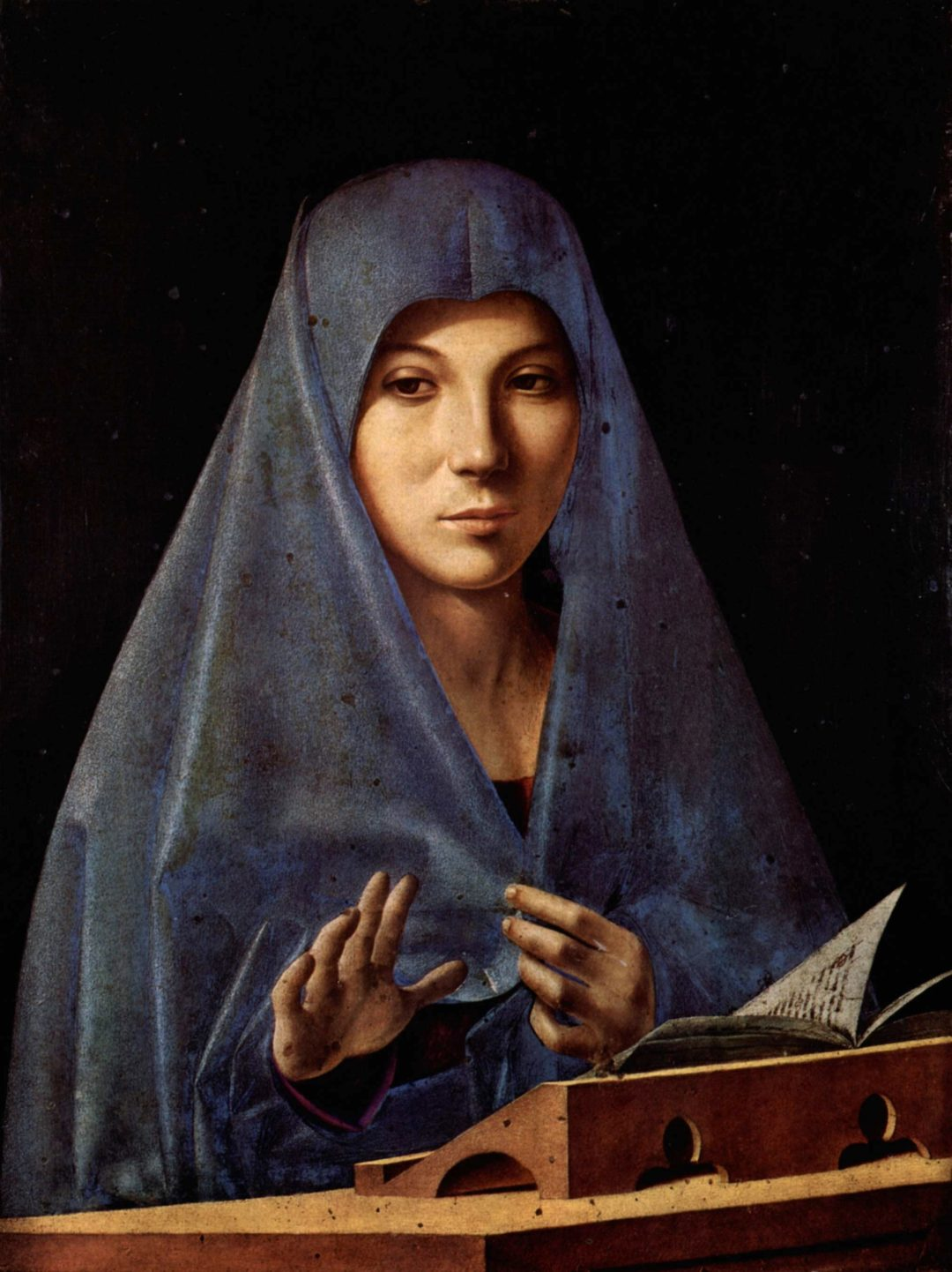 Lisa Sanditz on Antonello da Messina
