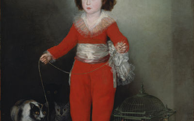 Peggy Cyphers on Francisco de Goya