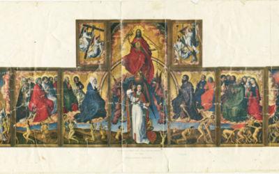 Ellen Harvey on Rogier Van der Weyden