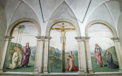 Jo Smail on Pietro Perugino
