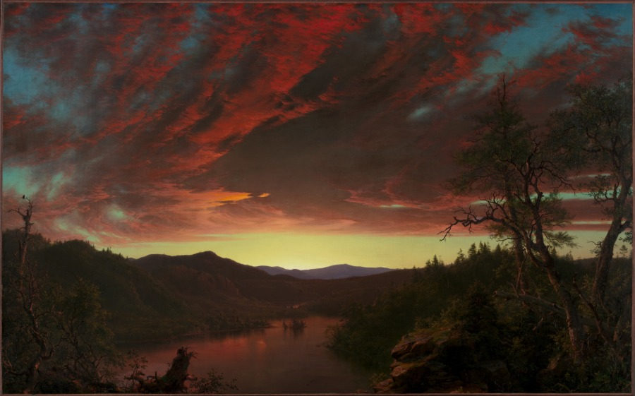 Julie Langsam on Frederic Edwin Church