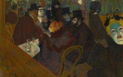 Tim Doud on Henri de Toulouse-Lautrec