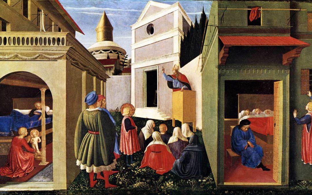 Elizabeth Huey on Fra Angelico