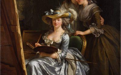 Julia Jacquette on Adélaïde Labille-Guiard