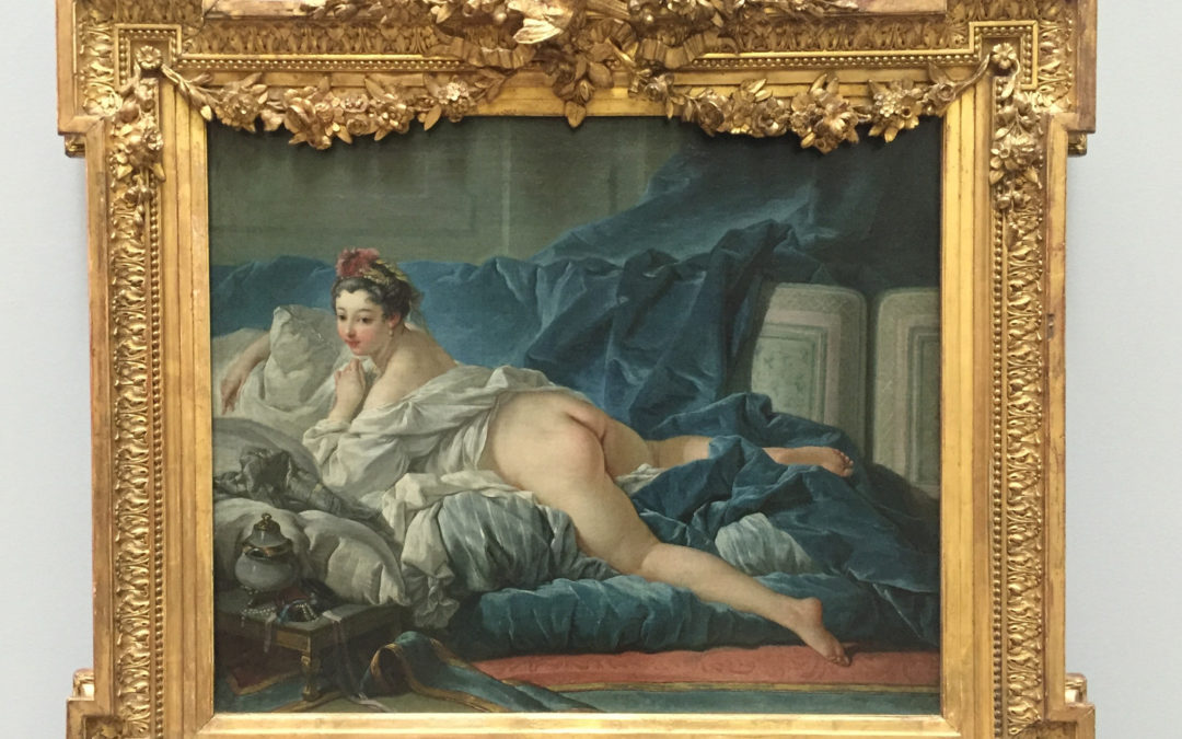 Ellen Altfest on Francois Boucher