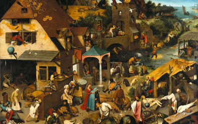 Max Kozloff on Pieter Bruegel and his P.O.V.