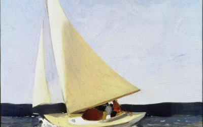 Philip Koch: Sailing Lessons from Edward Hopper