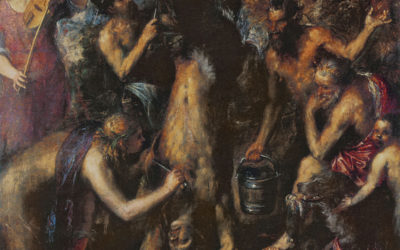 David Molesky on Titian's The Flaying of Marsyas