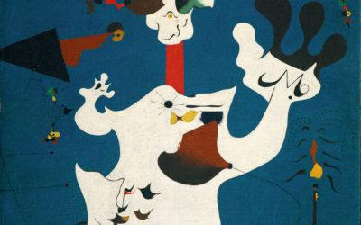 Maria Calandra on Joan Miró
