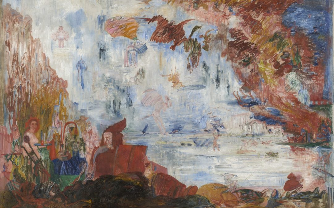 Sarah Slappey on James Ensor