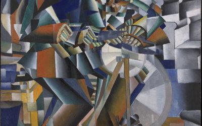 Murray Zimiles on Kazimir Malevich
