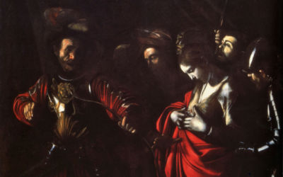 David Reed on Caravaggio: Whirlpool – The Martyrdom of St. Ursula