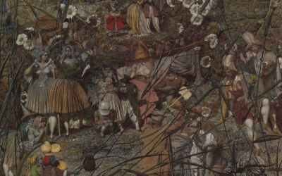 Katharine Kuharic on the Pantheon – Part II Richard Dadd