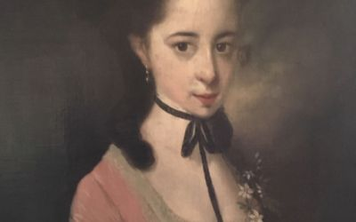 What's in a Name: Raoul Middleman on John Singleton Copley