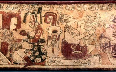 Michelle Stuart on Maya Art
