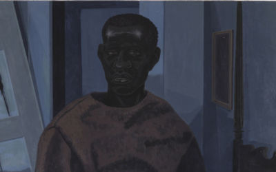 Trenton Doyle Hancock on Kerry James Marshall